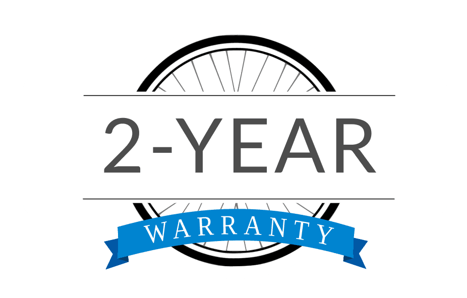 2-year Battery Warranty